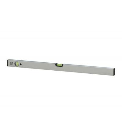 TOPTRADE vodováha magnetická, 2 libely, 1000 mm, standard 101101
