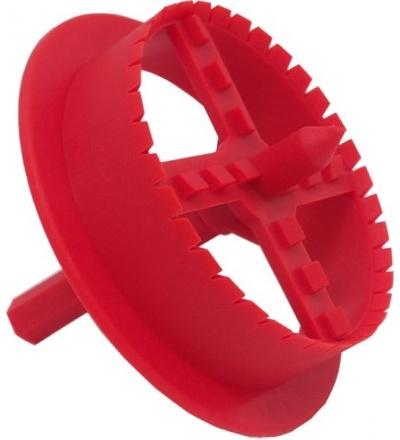TOPTRADE vykružovací  frézka na polystyren, O 65 mm 107272
