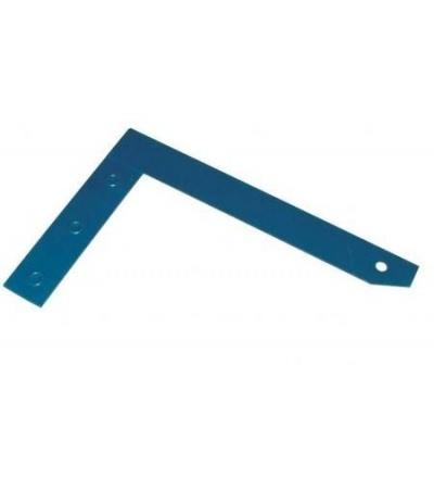 úhelník ocelový, pružný, 300 x 200 mm 105154