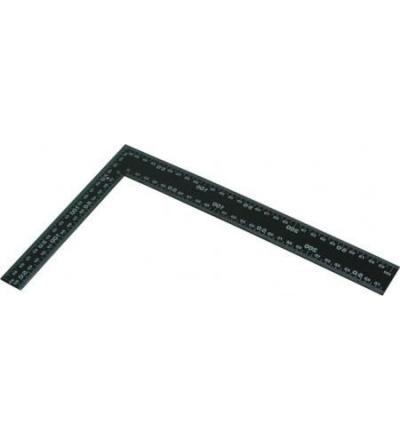 úhelník ocelový, s měřítkem, 400 x 600 mm 105156