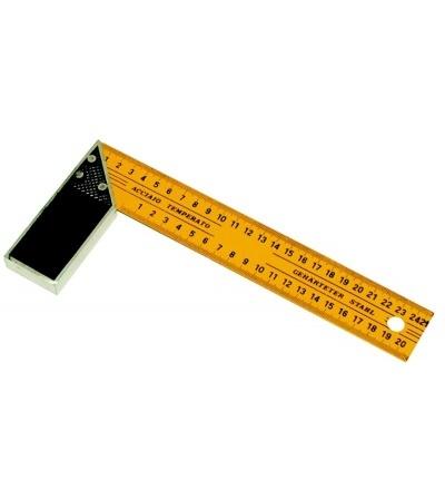 úhelník  příložný,tesařský, pružný, 300 mm 500162