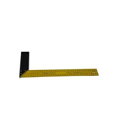 úhelník  příložný,tesařský, pružný, 350 mm 500163