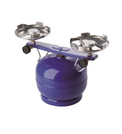 Vařič dvouhořákový PICAMP na PB, (šxvxh) 420 x 120 x 150 mm, 2,4 kW 706022