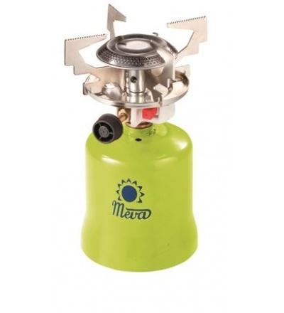 Vařič FOCUS na PB, s piezoelektickým zapalováním, (šxvxh) 110 x 110 x205 mm, 1,4 kW 706031
