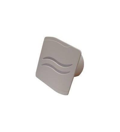 Ventilátor axiální S LINE, bílý, 220 V,  94m3/hod., 160 x 160 mm, vývod O 100 mm 600891