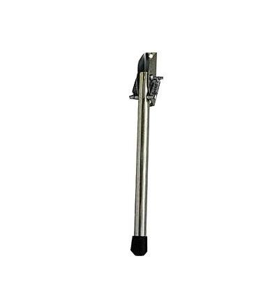 Zarážka dveřní, vratová, pružná, s gumovou koncovkou 900714