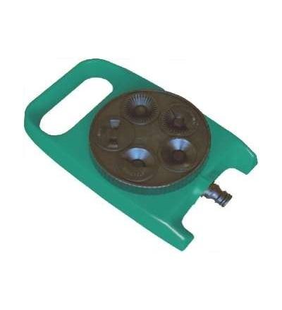 Zavlažovač plastový,obdélníkový, 5 funkcí 309041